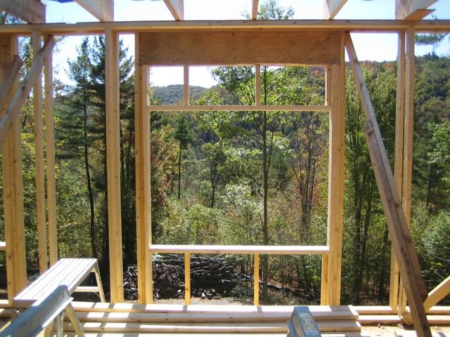 Framing Up Hill House