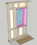 "With 1"" rigid insulation"