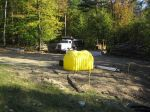 1000 gal. septic tank ready to install