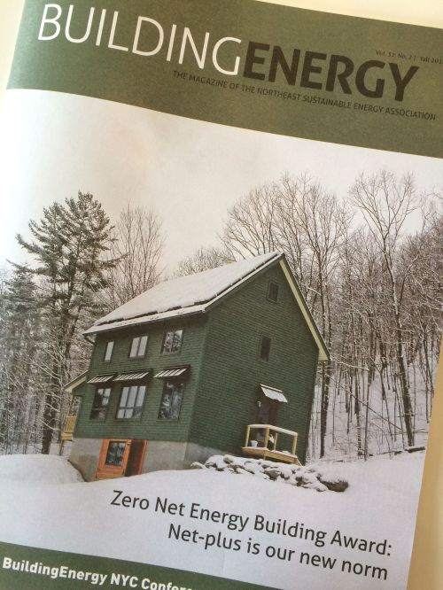 Pic of BuildingEnergy Magazine